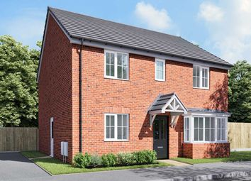 "Thumbnail 4 bedroom detached house for sale in ""The Pembroke"" at Thorney Green Road, Stowupland, Stowmarket"