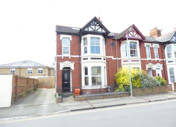 Thumbnail 2 bed flat for sale in Kent Road, Old Town, Swindon