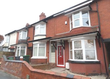 Thumbnail 3 bed terraced house to rent in Abbey Road, Bearwood, Smethwick