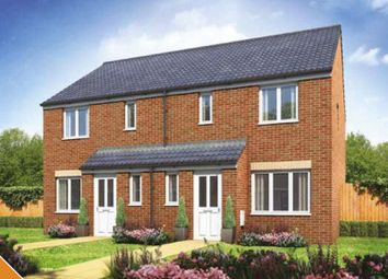 Thumbnail 3 bed semi-detached house for sale in Hodder Street, Northampton