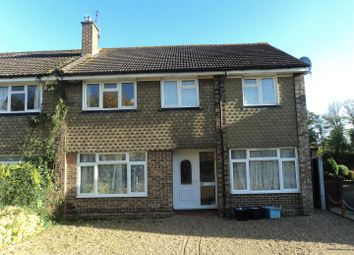 Thumbnail 1 bedroom flat to rent in Moore Grove Crescent, Egham