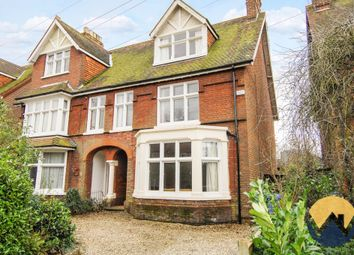 Thumbnail 5 bedroom semi-detached house for sale in Cecil Road, Norwich