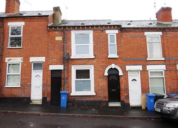 Thumbnail 4 bed terraced house to rent in Upper Boundary Road, Derby