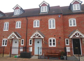 Thumbnail 3 bed terraced house for sale in Ashmead Road, Woodlands Park, Bedford, Bedfordshire