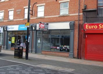 Thumbnail Retail premises to let in Market Street, Chorley