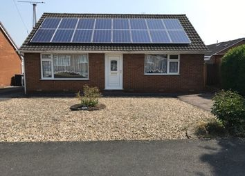 Thumbnail 2 bed bungalow to rent in Cotswold Close, Grassmoor, Chesterfield