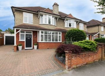 Thumbnail 3 bed semi-detached house for sale in Shirley Way, Croydon
