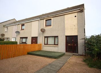 Thumbnail 2 bed end terrace house for sale in 5 Millburn Court, Macduff