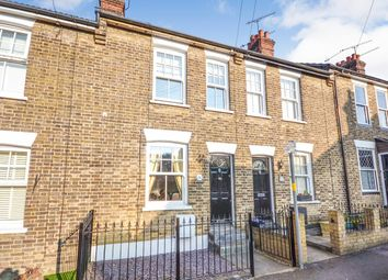 Thumbnail 2 bed terraced house for sale in Myrtle Road, Warley, Brentwood