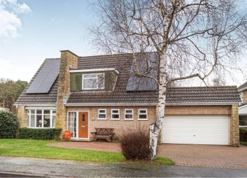 Thumbnail 4 bed detached house for sale in Belgravia Close, Lincoln