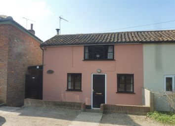 Thumbnail 2 bedroom semi-detached house for sale in Lime Tree Cottage, Bucklesham, Ipswich