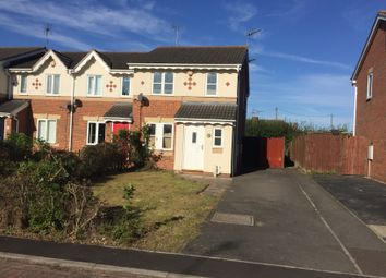 Thumbnail 3 bed semi-detached house to rent in Tilbury Crescent, Leicester