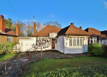 Thumbnail 2 bed detached bungalow for sale in Southwood Drive, Surbiton
