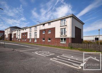 Thumbnail 2 bed flat for sale in Langholm, Newlands Road, East Kilbride, Glasgow