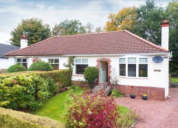 Thumbnail 3 bed semi-detached bungalow for sale in Greenbank, Lintwhite Crescent, Bridge Of Weir