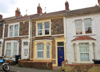 Thumbnail 3 bed terraced house for sale in Westwood Crescent, St Annes Park, Bristol