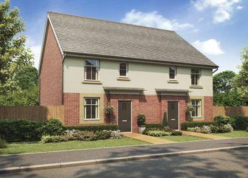 "Thumbnail 3 bed semi-detached house for sale in ""Barwick"" at Inglewhite Road, Longridge, Preston"