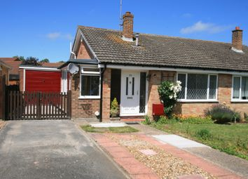Thumbnail 2 bed semi-detached bungalow to rent in Silverlands Road, Lyminge, Kent