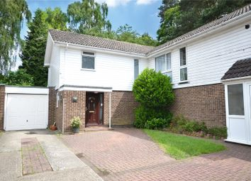 Thumbnail 4 bed semi-detached house for sale in Sarum, Bracknell, Berkshire