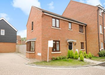 Thumbnail 3 bed end terrace house for sale in Buckingham Park, Aylesbury