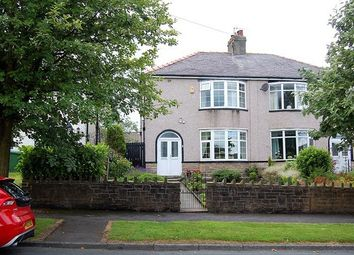Thumbnail 2 bed semi-detached house for sale in Rossendale Avenue, Burnley