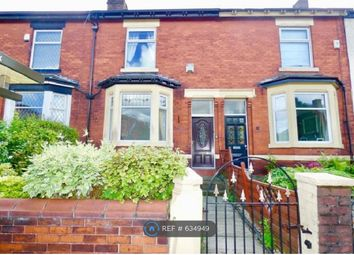 Thumbnail 2 bed terraced house to rent in Rochdale Road East, Heywood