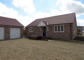 Thumbnail 2 bedroom detached bungalow for sale in Saffron Close, Watton, Thetford