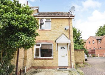 Thumbnail 2 bedroom semi-detached house for sale in Gloucester Crescent, Broomfield, Chelmsford