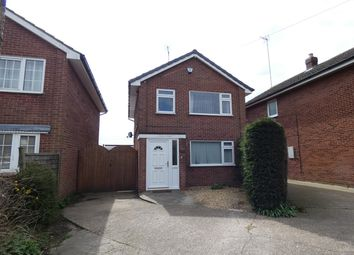 Thumbnail 3 bed detached house for sale in Derby Road, Borrowash, Derby