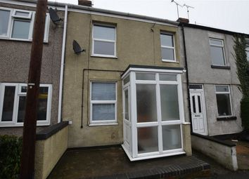 Thumbnail 2 bed terraced house for sale in Somercotes Hill, Somercotes, Alfreton, Derbyshire