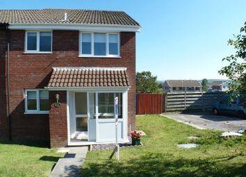 Thumbnail 1 bed semi-detached house to rent in Llysgwyn, Llangyfelach, Swansea