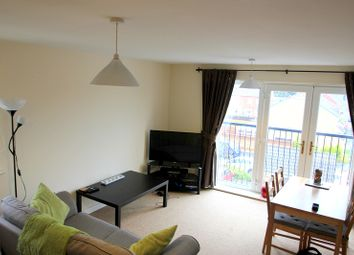 Thumbnail 2 bedroom flat for sale in Wyncliffe Gardens, Pentwyn, Cardiff