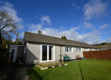 Thumbnail 3 bed semi-detached bungalow for sale in Suncrest Bungalows, Tremar Coombe, Liskeard, Cornwall