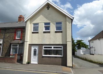 Thumbnail 3 bed end terrace house for sale in St. Cenydd Road, Caerphilly