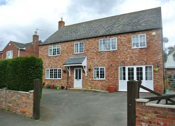 Thumbnail 4 bed detached house for sale in Station Road, Billingborough, Lincolnshire