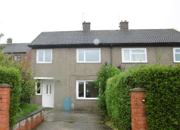 Thumbnail 3 bed semi-detached house to rent in Marsh Avenue, Dronfield