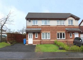 Thumbnail 3 bed semi-detached house for sale in Blairafton Wynd, Kilwinning, North Ayrshire