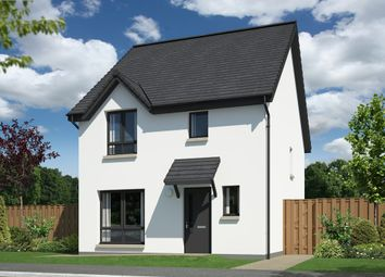 Thumbnail 3 bed detached house for sale in 1 Nethergray Entry, Dykes Of Gray, Dundee