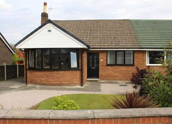 Thumbnail 2 bed semi-detached bungalow for sale in Normandy Road, Woodplumpton, Preston