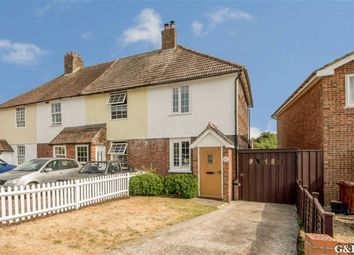 Thumbnail 2 bed end terrace house for sale in Grosvenor Road, Ashford, Kent
