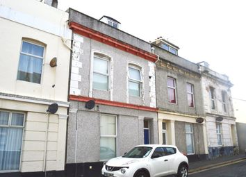 Thumbnail 1 bed flat to rent in Cecil Street, Plymouth