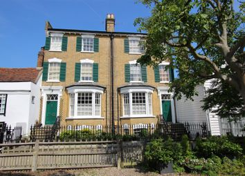 Thumbnail 2 bed flat for sale in Garden Flat, Fortescue Villas, Gentlemans Row, Enfield
