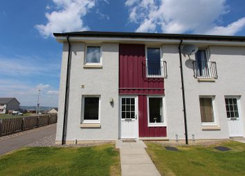 Thumbnail 2 bed property for sale in 7 Larchwood Drive, Milton Of Leys, Inverness, Highland.