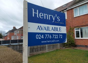Thumbnail 4 bed property for sale in Charter Avenue, Coventry