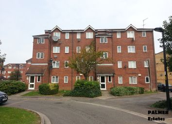 Thumbnail 1 bed flat for sale in Dunnock Close, Edmonton