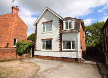 Thumbnail 3 bedroom detached house for sale in Mansfield Road, Brinsley, Nottingham
