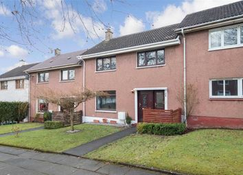Thumbnail 3 bed terraced house for sale in Lindores Place, West Mains, East Kilbride