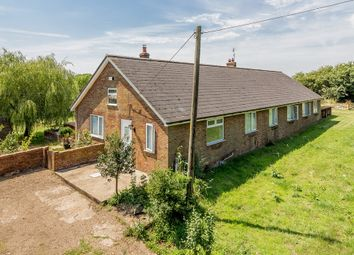 Thumbnail 4 bed detached bungalow for sale in Warren Street Road, Charing, Ashford