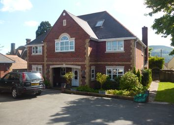 Thumbnail 6 bed detached house for sale in Lansdown Road, Abergavenny