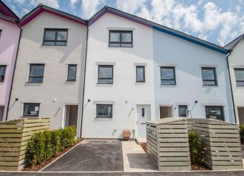 Thumbnail 4 bed terraced house for sale in Woolwell Crescent, Plymouth